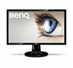 BenQ GL2460HM 24-Inch FHD 1920×1080 LED Monitor 2ms Response Time HDMI DVI