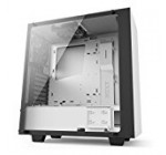 NZXT CA-S340W-W2 S340 Elite ATX Mid Tower Case, White
