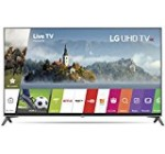 LG Electronics 49UJ7700 49-Inch 4K Ultra HD Smart LED TV (2017 Model)