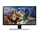 Samsung UE510 LED DISPLAY Monitor, Black, 28″ 4K (Certified Refurbished)