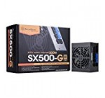 SilverStone Technology SST-SX500-G 500W SFX Fully Modular 80 Plus Gold PSU with Improved 92mm Fan and Japanese Capacitors SX500-G