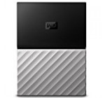 WD 1TB My Passport Ultra Portable External Hard Drive – USB 3.0 – Black-Gray – WDBTLG0010BGY-WESN