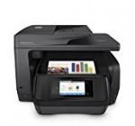 HP OfficeJet Pro 8720 All-in-One Wireless Printer with Mobile Printing, Instant Ink ready – Black (M9L74A)
