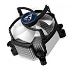 ARCTIC Alpine 11 – CPU cooler for Intel sockets, through 92 mm PWM fan up to 95 Watt cooling performance – With pre-applied MX-2 thermal compound – Simple mounting system