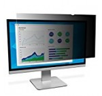 3M Privacy Filter for 30″ Widescreen Monitor (16:10) (PF300W1B)