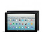 Fire HD 10 Tablet with Alexa Hands-Free, 10.1″ 1080p Full HD Display, 32 GB, Black – with Special Offers