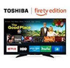 Toshiba 55LF621U19 55-inch 4K Ultra HD Smart LED TV HDR – Fire TV Edition