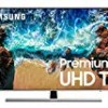 Samsung UN55NU8000FXZA Flat 55″ 4K UHD 8 Series Smart LED TV (2018)