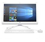 HP 24-F0047C All-in-A single Touchscreen Personal computer AIO 8GB/1TB, Silver (Renewed)