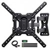 "Total Movement Swivel Articulating Tilt Television set Wall Mount Bracket for 26-fifty five"" LED, OLED, 4K TVs-In shape for 32, forty, 50 Tv set with VESA Up to 400x400mm-Fat Capability Up to 60lbs by USX MOUNT"