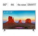 LG 50″ Class (forty nine.6″ Diag.) 4K Ultra Hd LED Liquid crystal display Television set (Renewed)