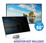 20 Inch Privacy Display Filter Widescreen Keep an eye on (sixteen:nine Element Ratio) – Please Evaluate Cautiously!