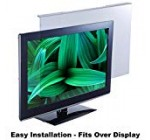 """Blue Mild Monitor Protector Panel For 19"""" Diagonal (5:4) Laptop Monitor (W sixteen.14″ X H 13.19""""). Blue Light-weight Blocking up to one hundred% of Dangerous HEV Blue Gentle from LED screens. Reduces Electronic Eye Strain."""