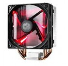 Cooler Grasp RR-212L-16PR-R1 Hyper 212 LED CPU Cooler with PWM Admirer, 4 Immediate Speak to Warmth Pipes, Distinctive Blade Design and Pink LEDs
