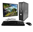 DELL Optiplex Desktop with 22in Lcd Keep track of (Main two Duo three.0Ghz, 8GB RAM, 1TB HDD, Windows ten), Black (Renewed)