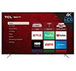 TCL 65S405 sixty five-Inch 4K Extremely High definition Roku Smart LED Tv (2017 Design)
