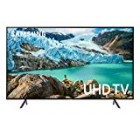 Samsung UN75RU7100FXZA Flat seventy five-Inch 4K UHD 7 Series Ultra High definition Wise Tv set with HDR and Alexa Compatibility (2019 Product)