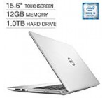 Dell Inspiron 15 5000 15.six-inch Touchscreen FHD 1080p Quality Laptop computer, Intel Quad Core i5-8250U Processor, 12GB RAM, 1TB Challenging Push, DVD Author, Backlit Keyboard, Bluetooth, Silver
