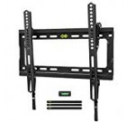 """USX Mount Tv set Wall Mount Tilting Bracket for Most 26-fifty five"""" Flat Screen LED, Lcd, OLED, 4K TVs-Tv set Mount with VESA Up to 400x400mm-Fat Capability Up to 99lbs, Reduced Profile, Space Conserving for 16″ Stud"""