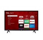 TCL 32S327 32-Inch 1080p Roku Sensible LED Tv (2018 Product)