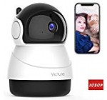 Victure FHD 1080P IP WiFi Digital camera Home Wi-fi Stability Camera Romote Keep track of House Surveillance with two-Way Audio with Night Eyesight Movement Detection for Child/Pet/Elder