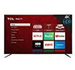 TCL 75S425 75 Inch 4K UHD HDR Wise Roku Tv (2019)