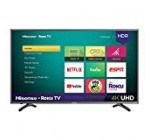 Hisense 50R7E fifty-inch 4K Ultra Hd Roku Sensible LED Television set HDR (2019)