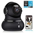 Residence Protection Camera, [2020 Latest] Littlelf 1080P Indoor Wi-fi Wifi IP Digital camera for Pet/Child Check with Motion Detection/Tracking, two-Way Audio, Night time Vision, Cloud Storage, Perform with Alexa