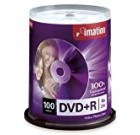 Imation 16x DVD+R 4.7GB 100 Pack Spindle