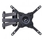 VideoSecu TV Wall Mount Monitor Bracket with Full Motion Articulating Tilt Arm 15″ Extension for most 17″ 19″ 20″ 22″ 23″ 24″ 26″ 27″ 28″ 29″ 32″ 37″ 39″ LCD LED Displays up to VESA 200×200 ML14B WS2