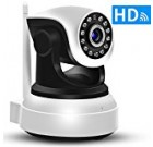 SDETER Wireless Security Camera,PTZ WIFI IP Camera HD Indoor Home Surveillance System with Remote View Motion Detection Two Way Audio and Night Vision