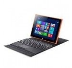 iRULU Walknbook 2 Tablet/Laptop 2-in-1(W20) Windows 10 Notebook & Computer With Detachable Keyboard Intel Quad Core Processor Perfect For Work Games & Entertainment 2+32 GB Storage Orange