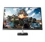 HP N270h 27″ Full HD Gaming Monitor – 16:9 – 5 ms – 1,000:1 – 250 Nit – 16.7 Million Colors – Anti-Glare – ENERGY STAR 7.0 – Black/Silver