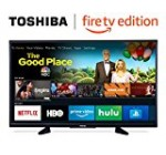 Toshiba 50-inch 4K Ultra HD Smart LED TV with HDR – Fire TV Edition – Limited Edition