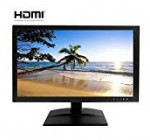 101AV Security 18.5 HD LCD Security Monitor HDMI VGA & BNC Input Build in Speaker Audio Video Display Computer PC monitor for CCTV DVR Home Office Surveillance Optional Mount
