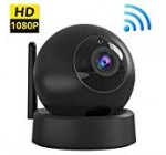 Indoor Security Camera, VICTONY Wireless 1080P Home Camera, WiFi Home Surveillance IP Camera for Baby/Elder/Pet/Nanny Monitor, Pan/Tilt, Two-Way Audio & Night Vision(E24)