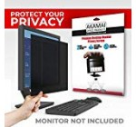 Akamai Office Products Privacy Screen Filter Computer Monitor Anti Glare (21.5 inch Diagonally Measured, Black)
