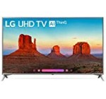LG Electronics 70UK6570PUB 70-Inch 4K Ultra HD Smart LED TV (2018 Model)