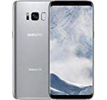Samsung Galaxy S8 Plus Unlocked 64GB (Arctic Silver) – (Certified Refurbished)