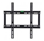 Ultra Slim TV Wall Mount Bracket for 23-55″ LED LCD OLED Plasma TVs Screen with Max VESA 400x400mm 65KG