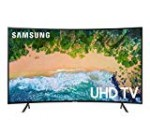 Samsung UN55NU7300 Curved 55″ 4K UHD 7 Series Smart TV 2018