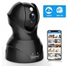 Protection Camera Pet WiFi Digicam – KAMTRON 1536P Indoor Wireless IP Digital camera Complete High definition 3MP Property Video clip Surveillance Method with IR Night Vision, Motion Detection and Two-Way Audio – Cloud Storage