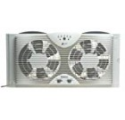 Holmes Dual Blade Twin Window Fan 2 Pace Location