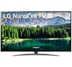 LG 55SM8600PUA Nano eight Series 55″ 4K Ultra Hd Sensible LED NanoCell Tv set (2019)