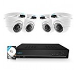 Reolink 8CH 5MP PoE Property Safety Digital camera Technique, 4pcs Wired 5MP Outside PoE IP Cameras, 5MP 8-Channel NVR Protection System with 2TB HDD for 24/seven Recording, RLK8-420D4-5MP