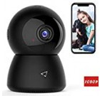 Victure 1080P FHD WiFi IP Digicam Wireless 2.4 G WiFi Protection Panoramic Viewing Camera with Motion Detection, 2-Way Audio, Night time Vision, Home Surveillance Keep an eye on for Child/Pet/Elder