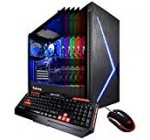 iBUYPOWER Elite Slate2 080i Desktop Gaming Computer – Intel i5-9400F two.9GHz, NVIDIA GeForce GTX 1060 3GB, 1TB Intel 660P Nvme SSD, 8GB DDR4-2666 RAM, Wifi Provided, RGB, Get ten Home sixty four-little bit