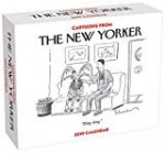 Cartoons from The New Yorker 2019 Working day-to-Working day Calendar