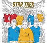 Star Trek: The Unique Series Grownup Coloring Book – Where No Guy Has Long gone Ahead of