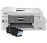 Brother MFC-J995DW INKvestmentTank Coloration Inkjet All-in-One Printer with Cellular System and Duplex Printing, Up To one-Year of Ink In-box